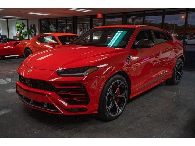 2020 Lamborghini Urus (CC-1437324) for sale in Miami, Florida