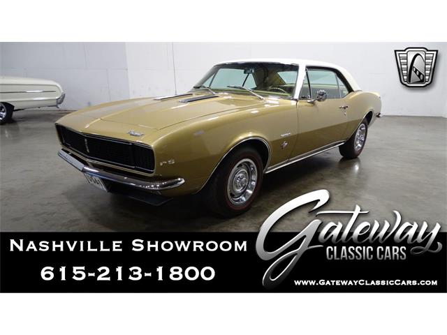 1967 Chevrolet Camaro (CC-1437329) for sale in O'Fallon, Illinois