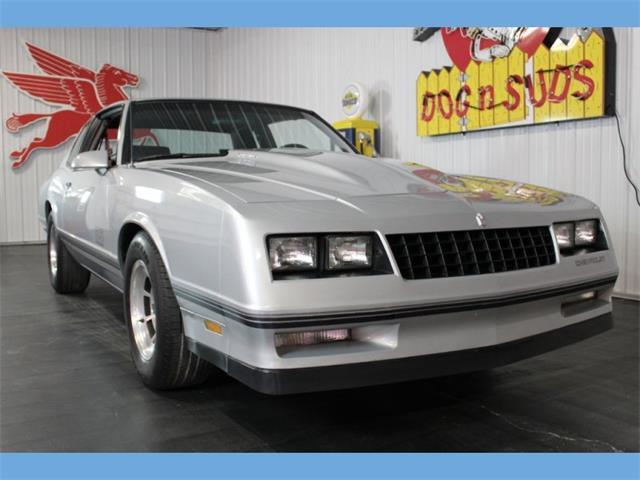 1987 Chevrolet Monte Carlo (CC-1437334) for sale in Belmont, Ohio
