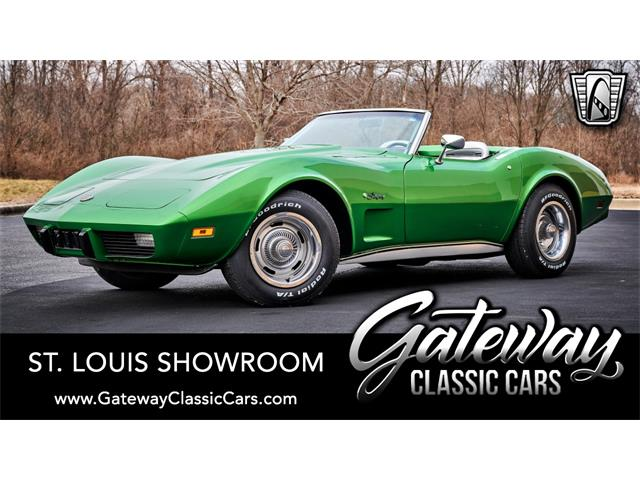 1975 Chevrolet Corvette (CC-1437348) for sale in O'Fallon, Illinois