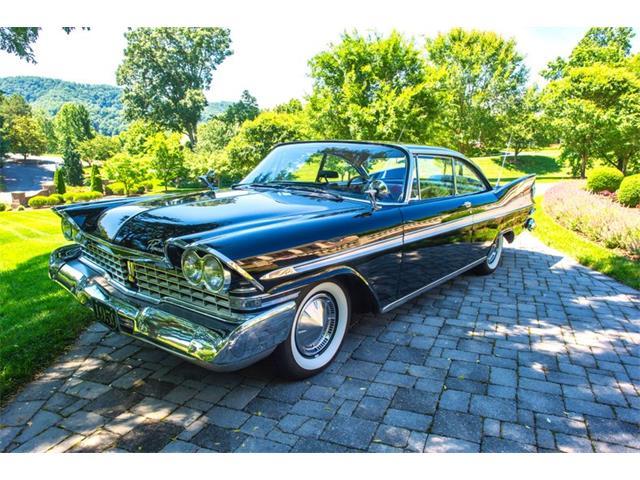 1959 Plymouth Sport Fury (CC-1430735) for sale in Greensboro, North Carolina