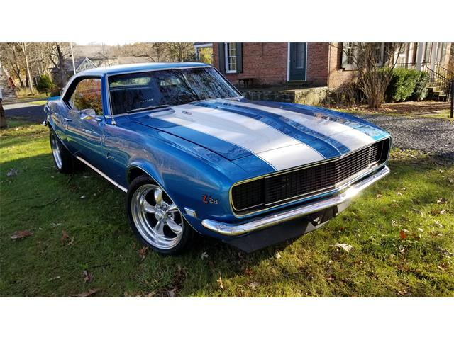 1968 Chevrolet Camaro (CC-1437353) for sale in Montgomery, New York