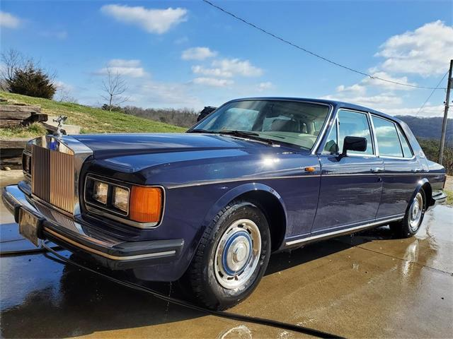 1982 Rolls-Royce Silver Spirit (CC-1437355) for sale in Kingsport, Tennessee