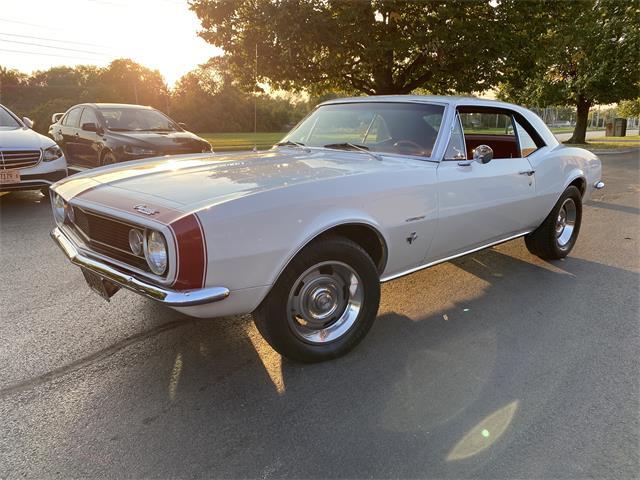 1967 Chevrolet Camaro (CC-1437356) for sale in Wheeling, Illinois