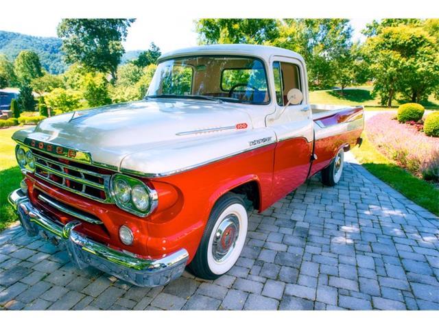1959 Dodge D100 (CC-1430738) for sale in Greensboro, North Carolina