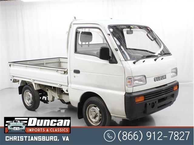 1995 Suzuki Carry (CC-1437381) for sale in Christiansburg, Virginia