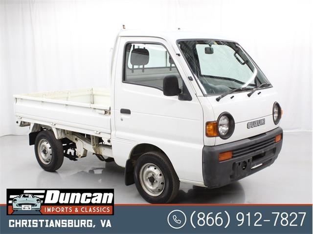 1995 Suzuki Carry (CC-1437382) for sale in Christiansburg, Virginia