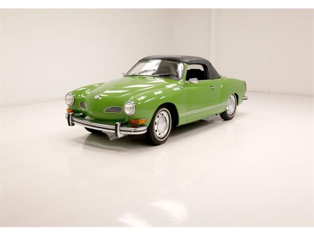 1972 Volkswagen Karmann Ghia (CC-1437384) for sale in Morgantown, Pennsylvania