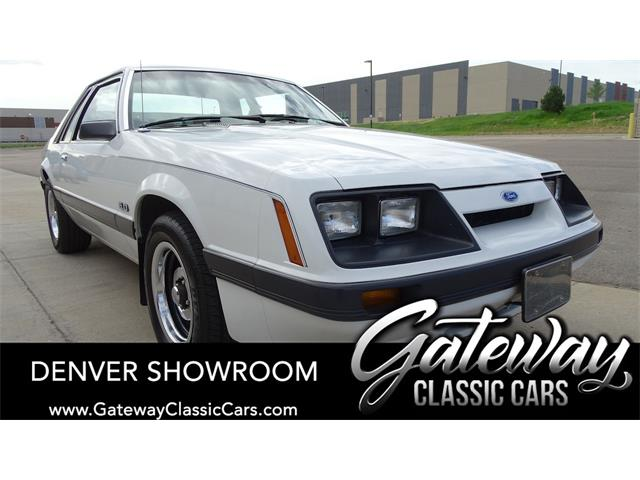 1986 Ford Mustang (CC-1437396) for sale in O'Fallon, Illinois
