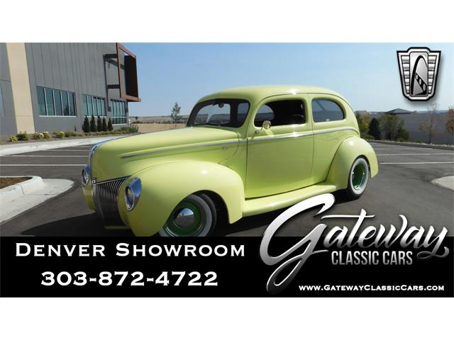 1940 Ford Tudor (CC-1437403) for sale in O'Fallon, Illinois