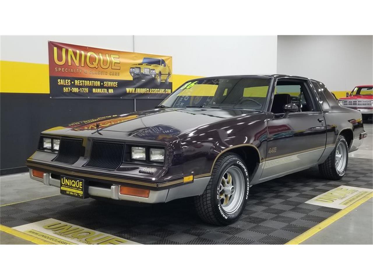 1986 Oldsmobile Cutlass (CC-1437407) for sale in Mankato, Minnesota