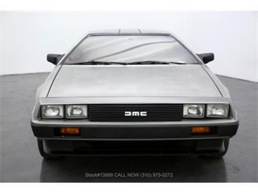 1981 DeLorean DMC-12 (CC-1437414) for sale in Beverly Hills, California