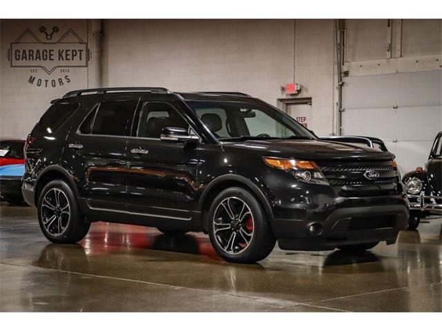 2014 Ford Explorer (CC-1437419) for sale in Grand Rapids, Michigan