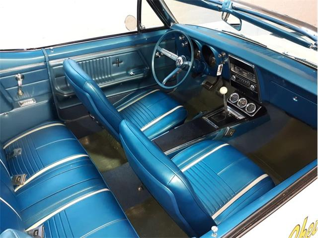 1967 Chevrolet Camaro (CC-1430742) for sale in Greensboro, North Carolina