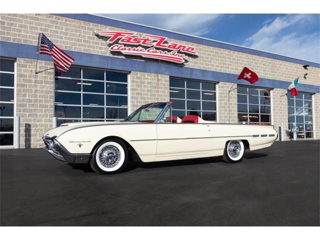 1962 Ford Thunderbird (CC-1437424) for sale in St. Charles, Missouri