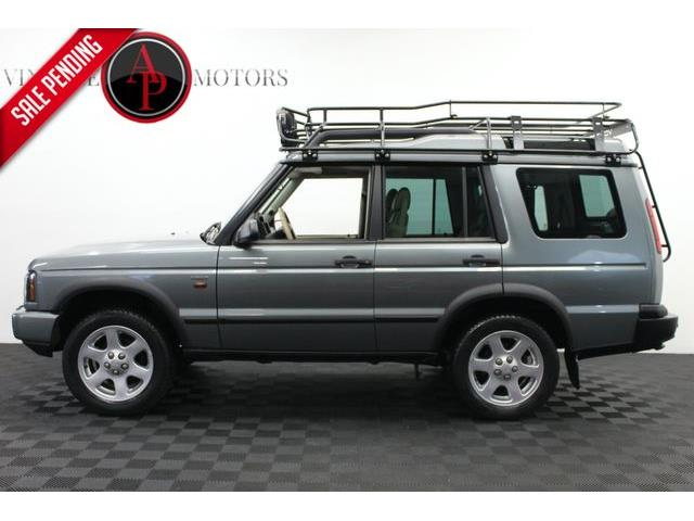 2004 Land Rover Discovery (CC-1437427) for sale in Statesville, North Carolina