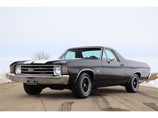 1972 Chevrolet El Camino (CC-1437429) for sale in Clarence, Iowa