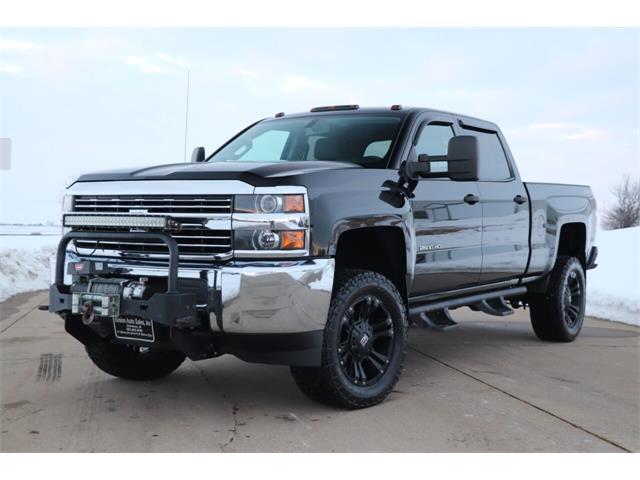 2015 Chevrolet Silverado (CC-1437430) for sale in Clarence, Iowa
