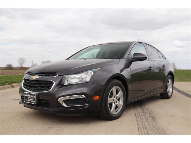 2015 Chevrolet Cruze (CC-1437432) for sale in Clarence, Iowa
