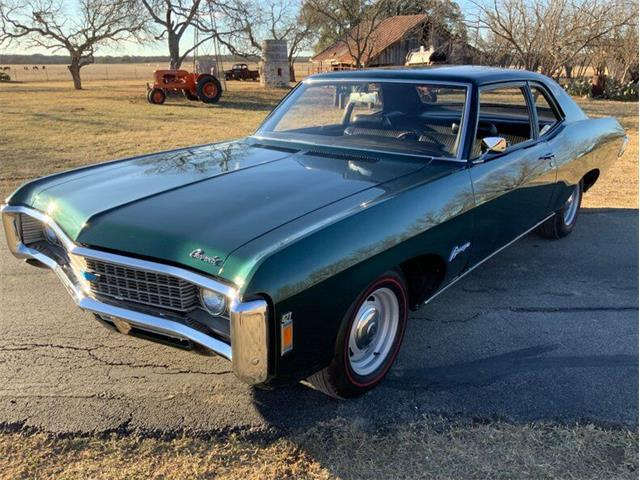 1969 Chevrolet Biscayne (CC-1437433) for sale in Fredericksburg, Texas