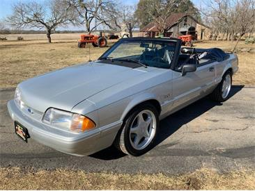 1993 Ford Mustang (CC-1437435) for sale in Fredericksburg, Texas