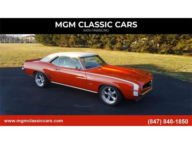 1969 Chevrolet Camaro (CC-1437436) for sale in Addison, Illinois