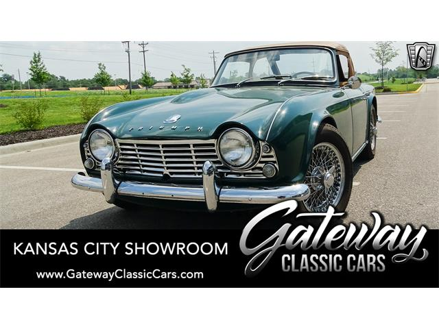 1964 Triumph TR4 (CC-1437438) for sale in O'Fallon, Illinois