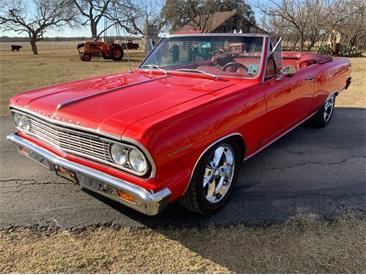 1964 Chevrolet Malibu (CC-1437442) for sale in Fredericksburg, Texas