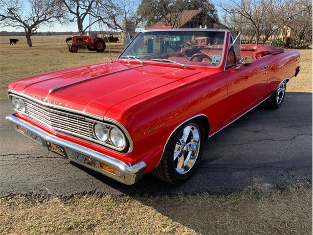 1964 Chevrolet Malibu (CC-1437442) for sale in Fredericksburg, Texas