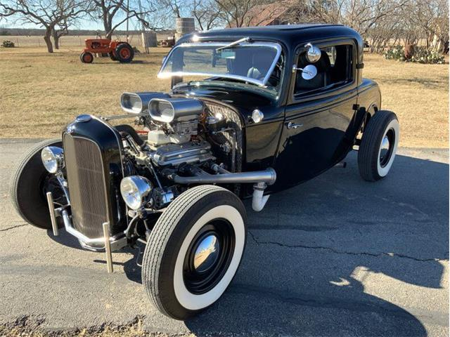 1932 Ford 3-Window Coupe (CC-1437443) for sale in Fredericksburg, Texas