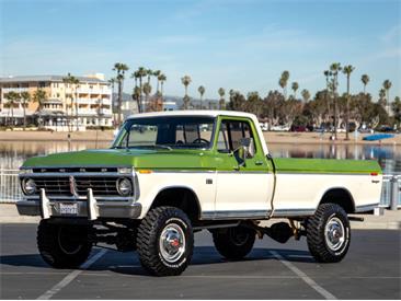 1973 Ford F250 (CC-1437446) for sale in Marina Del Rey, California