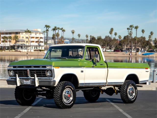 1973 Ford F250 (CC-1437446) for sale in Marina Del Rey, California
