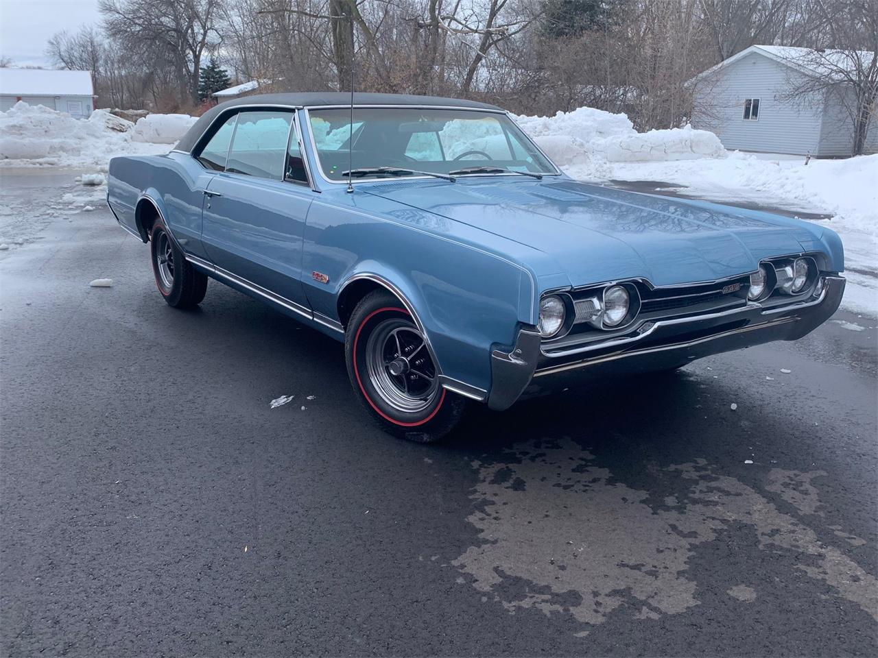 1967 Oldsmobile 442 (CC-1437453) for sale in Annandale, Minnesota
