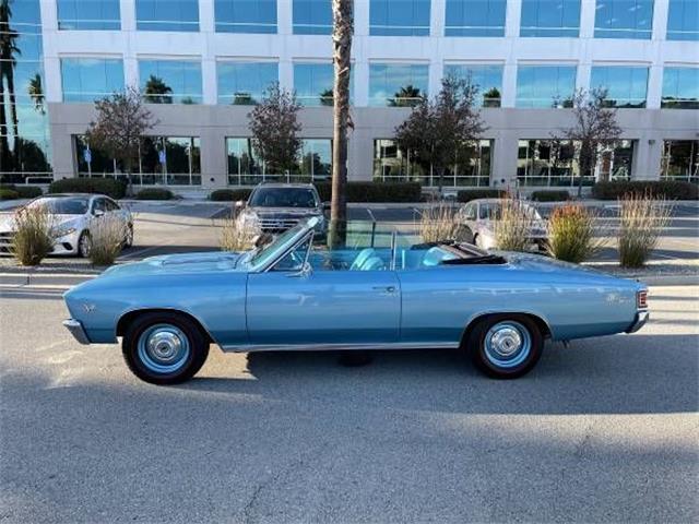 1967 Chevrolet Chevelle (CC-1437455) for sale in Cadillac, Michigan