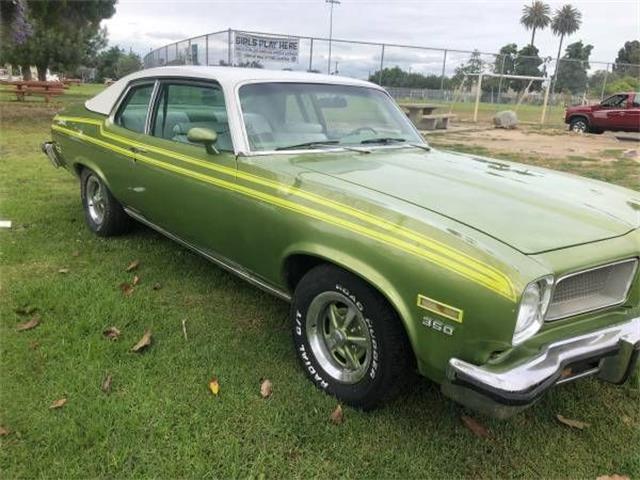 1974 Pontiac Ventura (CC-1437457) for sale in Cadillac, Michigan