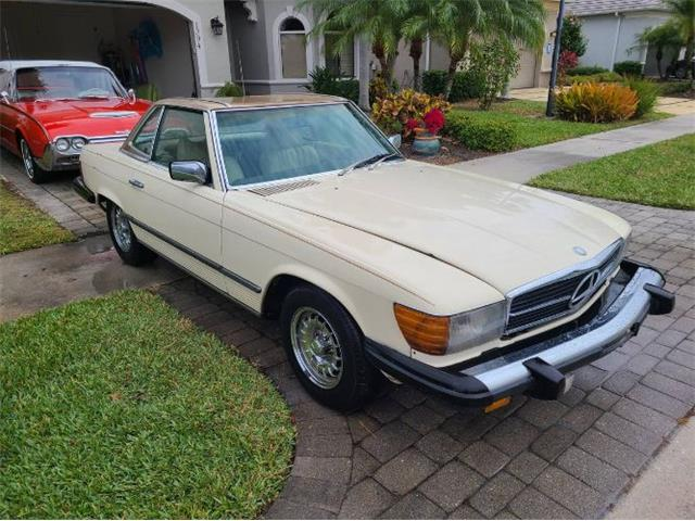 1976 Mercedes-Benz 450SL (CC-1437460) for sale in Cadillac, Michigan