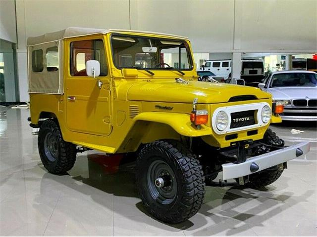 1976 Toyota Land Cruiser FJ (CC-1437465) for sale in Cadillac, Michigan