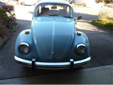 1969 Volkswagen Beetle (CC-1437466) for sale in Cadillac, Michigan