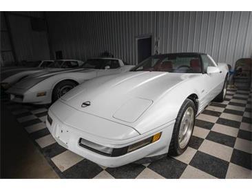 1992 Chevrolet Corvette (CC-1437468) for sale in Cadillac, Michigan