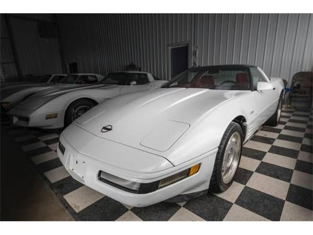 1992 Chevrolet Corvette (CC-1437468) for sale in Cadillac, Michigan