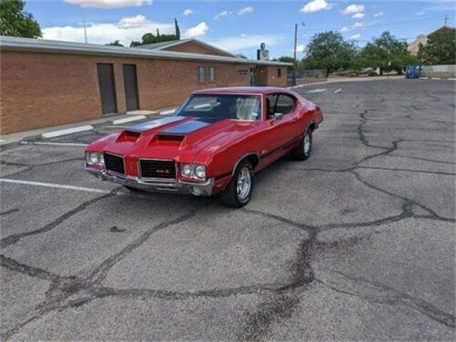 1972 Oldsmobile Cutlass (CC-1437469) for sale in Cadillac, Michigan