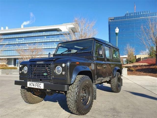 1980 Land Rover Defender (CC-1437470) for sale in Cadillac, Michigan
