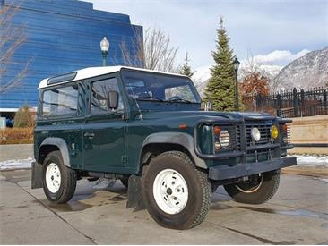 1989 Land Rover Defender (CC-1437473) for sale in Cadillac, Michigan