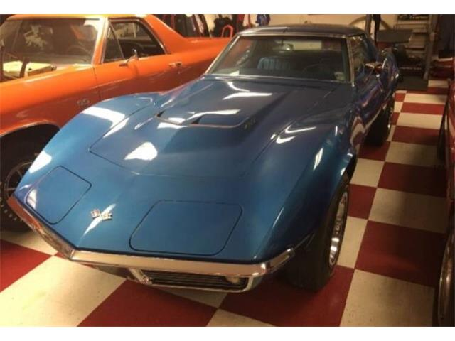 1968 Chevrolet Corvette (CC-1437477) for sale in Cadillac, Michigan