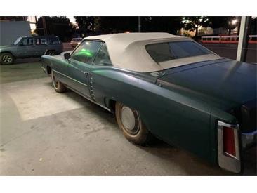 1972 Cadillac Eldorado (CC-1437478) for sale in Cadillac, Michigan