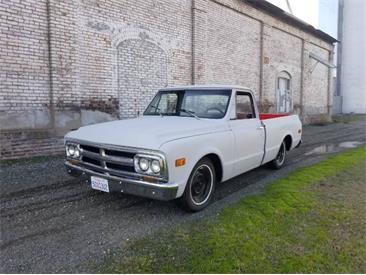 1968 Chevrolet C10 (CC-1437480) for sale in Cadillac, Michigan
