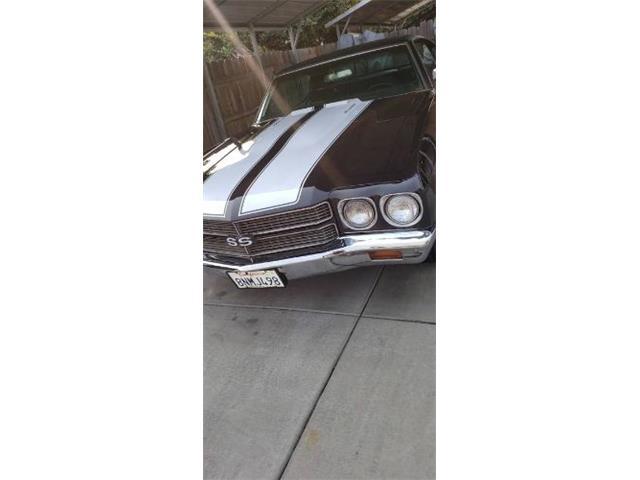 1970 Chevrolet Chevelle (CC-1437482) for sale in Cadillac, Michigan