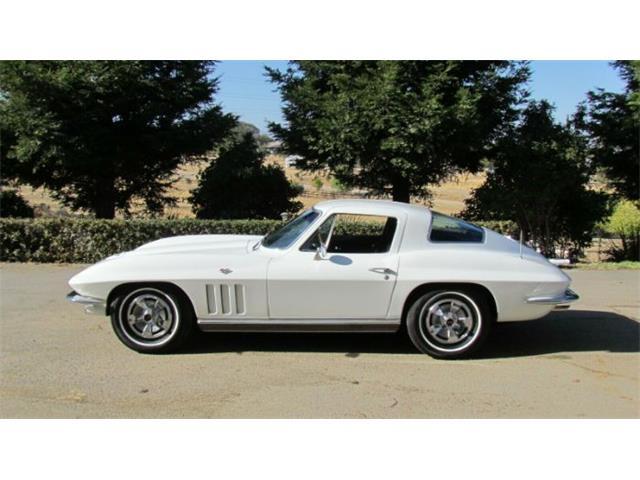1966 Chevrolet Corvette (CC-1437486) for sale in Cadillac, Michigan