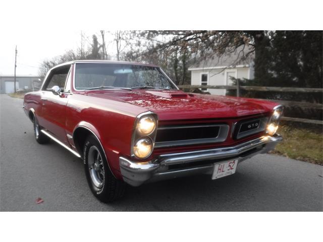 1965 Pontiac GTO (CC-1430075) for sale in MILFORD, Ohio