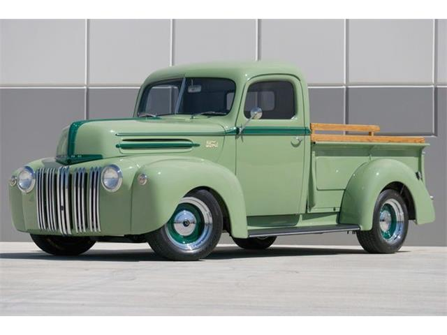 1945 Ford Pickup (CC-1437500) for sale in Cadillac, Michigan